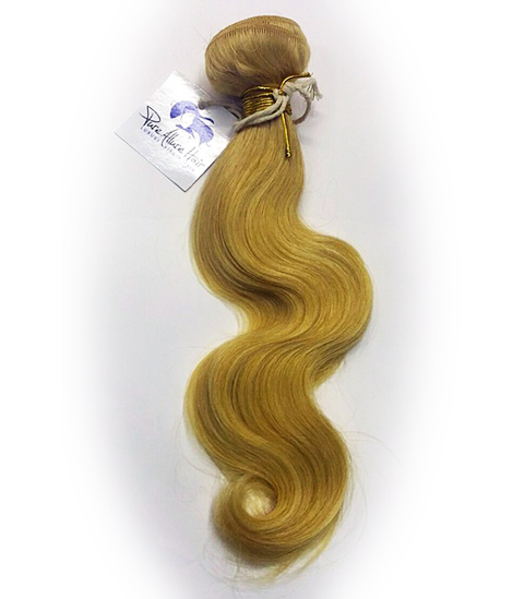 Russian blonde virgin hair top quality hair extensions pure russian blonde body wave pure allure pmusecretfo Gallery